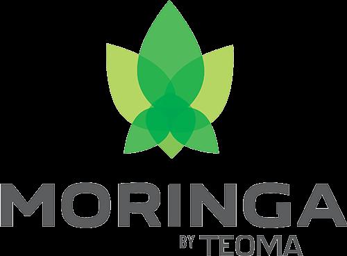 logo moringa by teoma
