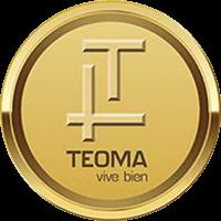 logo teoma gold