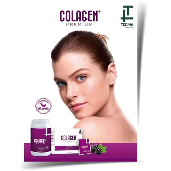 poster colagen premium