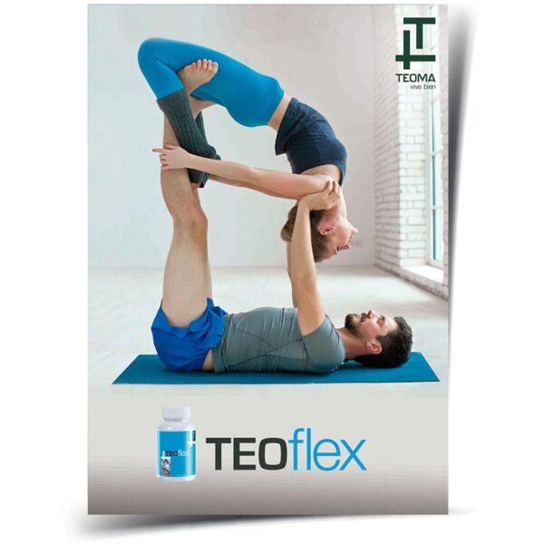 poster teoflex teoma