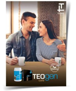 poster teogen Cafe teoma