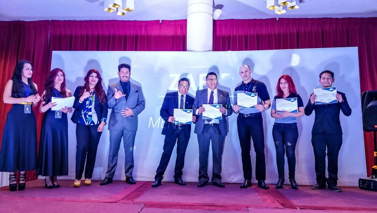 certificados y reconocimientos teoma equipo imparable - 1