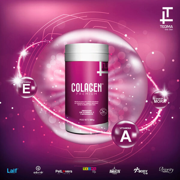 Colagen Premium Teoma