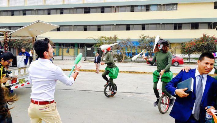 Equipo Imparable Teomorfosis 2017 Perú