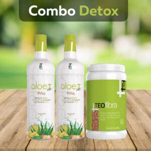 Combo detox Teofibra - Aloe-T